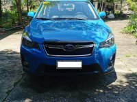 Blue Subaru Xv for sale in Muntinlupa City