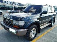 Sell Green 1997 Toyota Land Cruiser in Manila