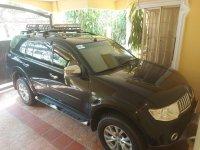 Selling Black Mitsubishi Montero in Parañaque