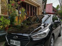 Sell Black 2019 Hyundai Accent in Pasig
