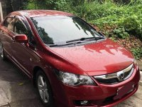 Red Honda Civic for sale in Santana Grove