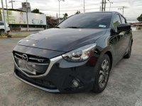 Selling Black Mazda 2 2016 in Las Piñas