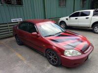 Selling Red Honda Civic 2011 in Tanza