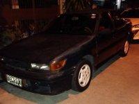 Black Mitsubishi Lancer for sale in Parañaque