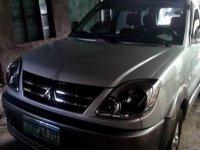 Selling Silver Mitsubishi Adventure in Caloocan