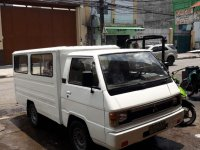 Sell White Mitsubishi L300 in Quezon City
