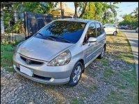 Silver Honda Jazz for sale in Manila
