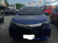 Selling Blue Toyota Avanza for sale in Manila
