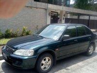 Green Honda City for sale in Quezon city