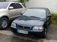 Blue Honda City 1997 for sale in Manila