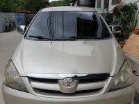 Selling Beige Toyota Innova 2008 in Manila