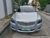 Selling SIlver Toyota Camry 2007 in Manila