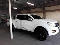 White Nissan Navara 2015 for sale in Quezon City