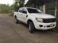 Sell White 2015 Ford Ranger in Manila