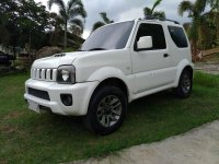 White Suzuki Jimny for sale in Noveleta