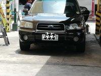 Black Subaru Forester for sale in Manila