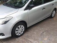 Silver Toyota Vios 2013 for sale in Manila