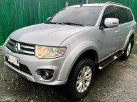 Sell Silver 2014 Mitsubishi Montero in Parañaque