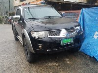 Black Mitsubishi Strada 2013 for sale in Baguio City