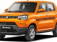 Sell 2020 Suzuki S-Presso in Quezon City