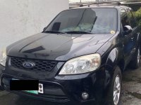 Sell Black 2010 Ford Escape in Quezon City
