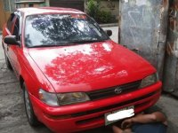 Sell Red 2007 Toyota Bb in Manila