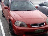 Sell Red 1997 Honda Civic in Marikina