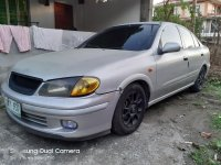 Sell Silver 2003 Nissan Sentra exalta in Manila