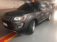 Black Ford Explorer 2016 for sale in Manila