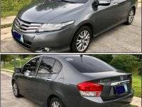 Selling Grey Honda City in Silang
