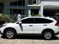 White Honda Cr-V 2013 for sale in Manila