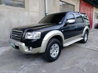 Black Ford Everest 2007 for sale in Manila