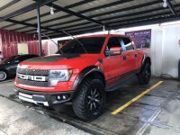 Selling Red Ford F-150 2014 in San Juan