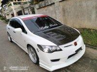 White Honda Civic for sale in Lucena City