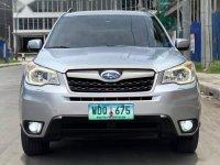 Silver Subaru Forester for sale in Manila