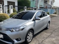 Silver Toyota Vios 2016 for sale in Muntinlupa City