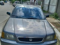 Grey Honda City 1997 for sale in Quezon City