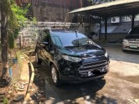 Black Ford Ecosport for sale in Manila