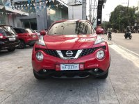 Selling Red Nissan Juke for sale in San Juan