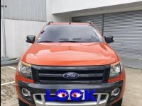 Orange Ford Ranger for sale in Taytay
