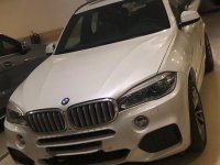 Selling White Bmw X5 in Quezon City