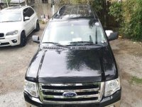 Selling Black Ford Escape in Manila