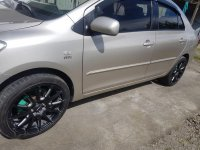 Silver Toyota Vios for sale in Lipa City