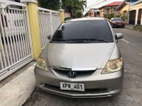 Selling Silver Honda City in Parañaque