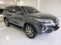 Selling Grey Toyota Fortuner 2016 in Manila