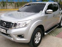 Silver Nissan Navara 2017 for sale in Mandaue