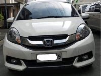 Sell White Honda Mobilio in Manila