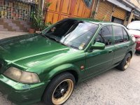 Selling Green Honda City for sale in Quezon City