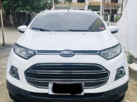 White Ford Ecosport 2017 for sale in Carmona