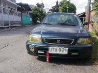 Selling Blue Honda City for sale in Manila
